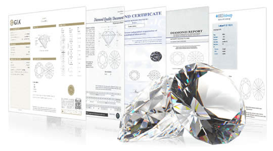 Certified Diamonds Swiss Distribution