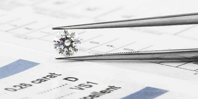 Certified Diamonds Wholesale Price